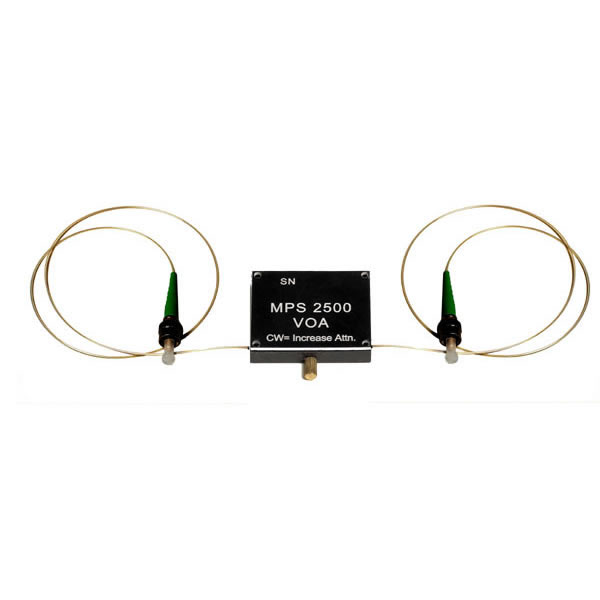 MPS-2500 Singlemode Variable Optical Attenuator