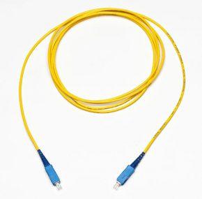 MPS-1000 Singlemode, Simplex Optical Jumper Cable